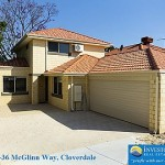 Property Investment - 2-36 MCGLINN WAY, CLOVERDALE Managed by Investors Edge
