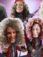 Investors Edge Team Rock Christmas