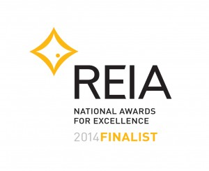 REIA NAE Finalist14 300x245 2014 REIA National Awards for Excellence  Finalist