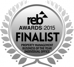 FINALIST PROPERTY MANAGEMENT BUSINESS OF THE YEAR IND OFFICE 300x273 Selling Your Property