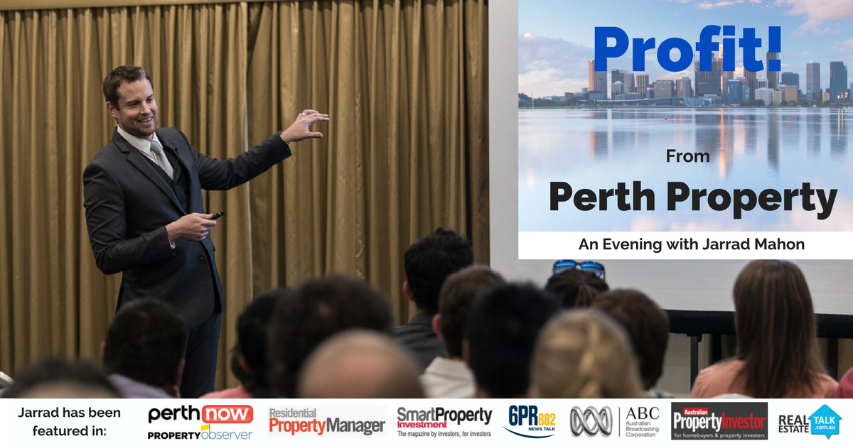 Profit from Perth Property2