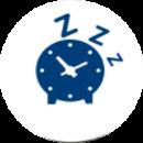 clock icon 130x130