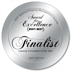 Leasing Consultant of the Year Finalist 300x300 2017 Leasing Consultant of the Year   PPM