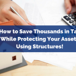 How to Save Thousands in Tax While Protecting Your Assets Using Structures! | Perth Property Investors Meetup