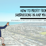 How to Profit from Subdivisions in any market | Meetup