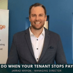 What to Do When Your Tenant Stops Paying Rent